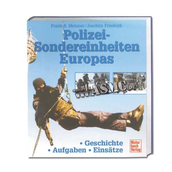 Buch Polizei-Sondereinheiten Europas