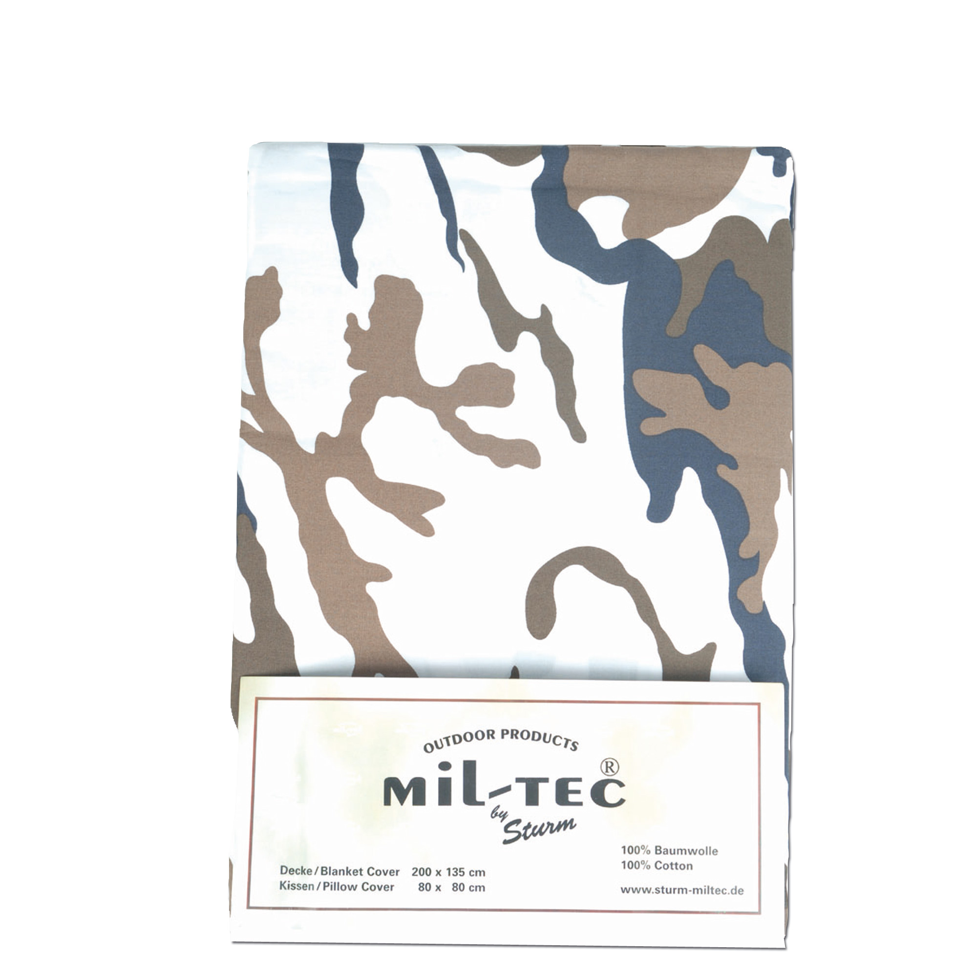 Bettwäsche Safari Mil Tec Kaufen Bei Asmc
