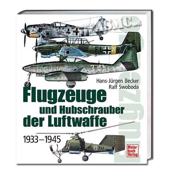 Buch Flugzeuge und Hubschrauber der Luftwaffe