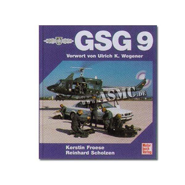 Buch GSG 9