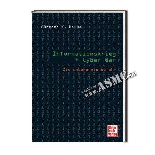 Buch Informationskrieg + Cyber War