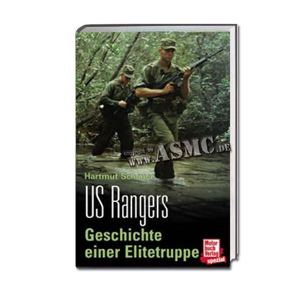 Buch US Rangers