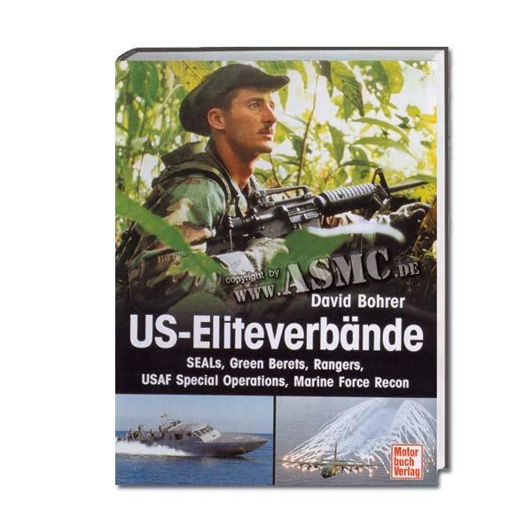 Buch US Eliteverbände