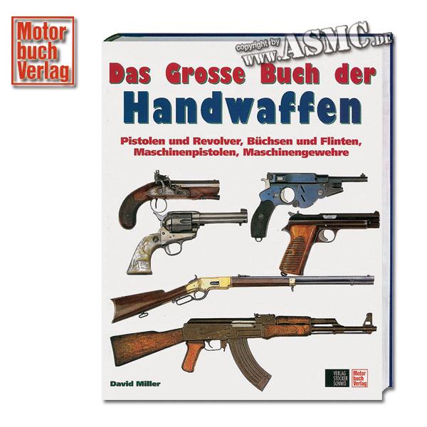 Buch Das grosse Buch der Handwaffen