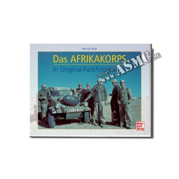 Buch Afrikakorps