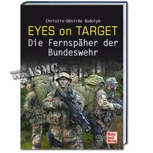 Buch Eyes on Target Die Fernspäher der BW