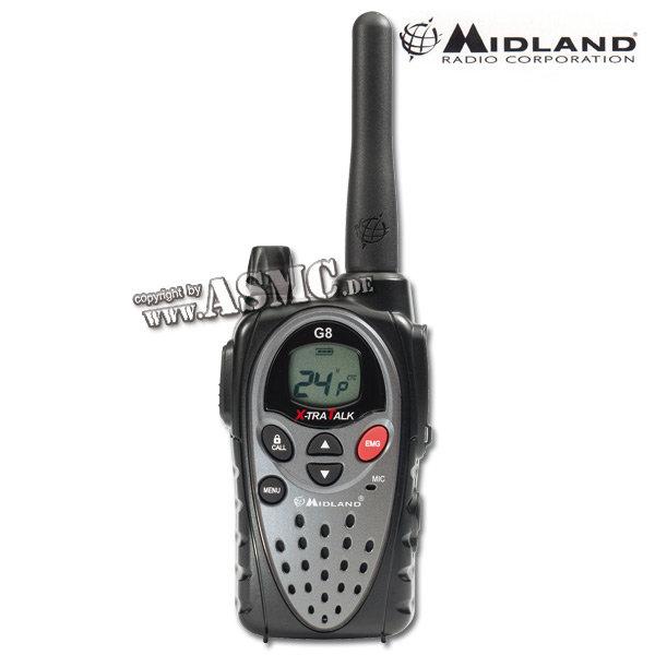 Funkgerät Midland G8