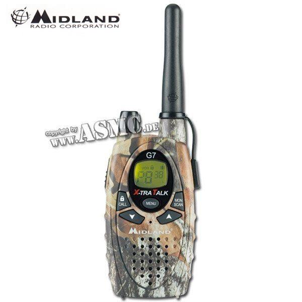 TecTalk Midland G7 pro camo