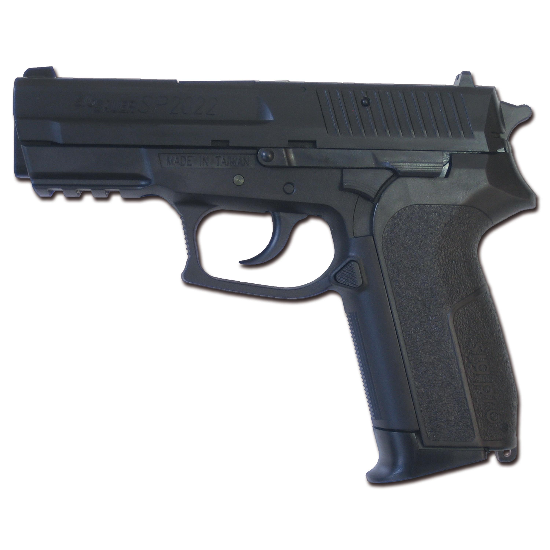 Pistole Softair Sig Sauer SP2022 Bax H P A  05 J